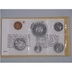 1964 Mint Coin Set with Silver