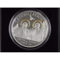Canonization of the Popes