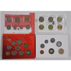 4x RCM Special Issue, UNC Mint Coin Sets, 2010 Reg