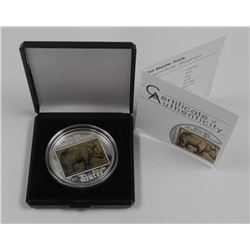 Old Master Prints. 5 Dollars, .925 Silver Proof, L