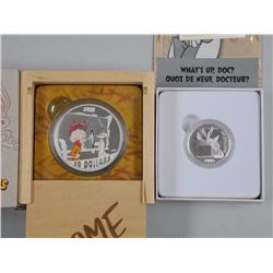 2x RCM-WB Looney Tunes - whats up Doc, $10.00 .999