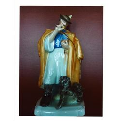 Herend Porcelain - Founded 1826 'Hungarian Shepard