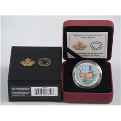2015 - RCM, 50 Cent Lenticular Coin, 'Holiday Toy
