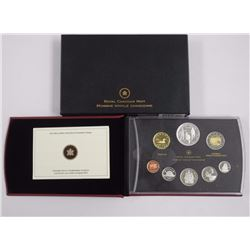 RCM - 2012 Proof Mint Coin Set, Last Year of Penny