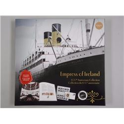 Empress of Ireland - 100th Anniversary Collection.