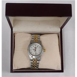 Gents 'TAG' Watch Two Tone W/ Date.