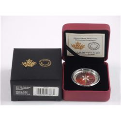 RCM 2015, .9999 Fine Silver - $25.00 'Christmas Th