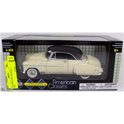 1950 CHEVY BEL AIR SCALE 1:24 DIE CAST