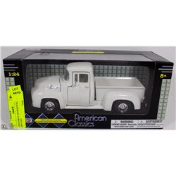 1956 FORD F-100 PICKUP SCALE 1:24 DIE CAST