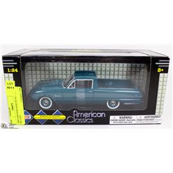 1960 FORD RANCHERO SCALE 1:24 DIE CAST