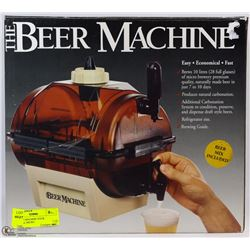 THE BEER MACHINE MICROBREWERY