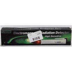NEW ELECTROMAGNETIC RADIATION DETECTOR