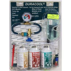 DURACOOL SYSTEM SEAL FOR METAL COMPONENTS