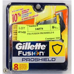 GILLETTE FUSION PROSHIELD 8 PACK