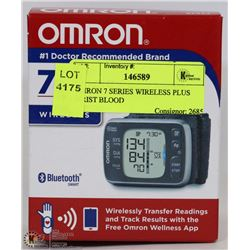 OMRON 7 SERIES WIRELESS PLUS WRIST BLOOD
