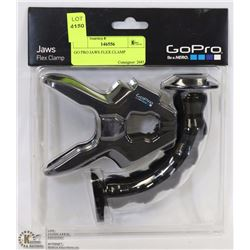 GO PRO JAWS FLEX CLAMP