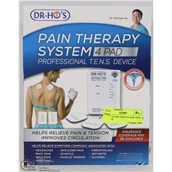 DR. HO'S PAIN THERAPY 4PAD TENS SYSTEM