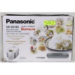 PANASONIC SR-ZG185 ELECTRIC RICE COOKER 10 CUPS