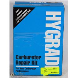 LOT OF 2 HYGRADE CARBURETOR REPAIR KIT P/N 1220C &