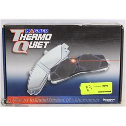 WAGNER THERMO QUIET DISC BRAKE PADS P/N MX942