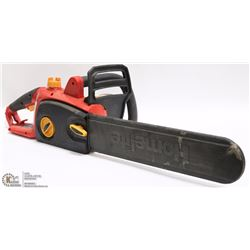 HOMELITE ELECTRIC CHAIN SAW UT43122A