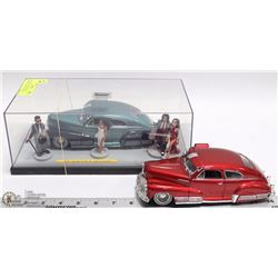 TWO-1947 CHEVY FLEETLINE HOMIEROLLERS COLLECTION