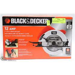 BLACK AND DECKER CIRCULAR SAW NEW IN BOX