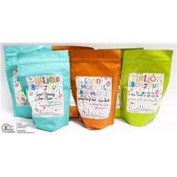 LOT OF 6 ASSORTED COFFEES INCL. JAMAICAN ME CRAZY,