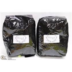 TWO-5LBS BAG OF COSTA RICA MEDIUM ROAST COFFEE