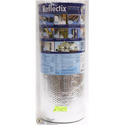 NEW REFLECTIX DOUBLE LAYER INSULATION