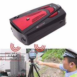 360 DEGREE RADAR DETECTOR