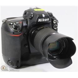 NIKON D2X DIGITAL SLR PROFESSIONAL DIGITAL CAMERA