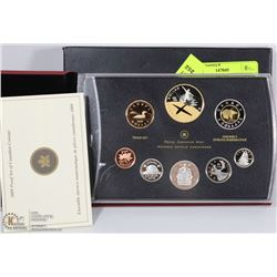 RCM 2009 PROOF SET OF CANADIAN COINS