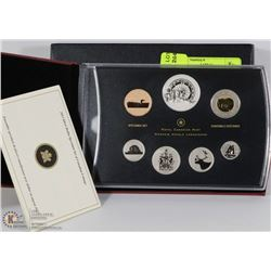 RCM 2013 SILVER DOLLAR SPECIMENT SET