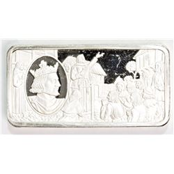 #44-STERLING SILVER VINTAGE COLLECTION BAR 65.0G