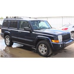 2006 JEEP COMMANDER 4X4 TRAIL RATED