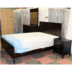 NEW HARLEY 6 PC QUEEN SIZE BEDROOM SUITE