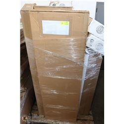 PALLET OF NISSAN BUGS DEFLECTORS,WINDOW DEFLECTORS