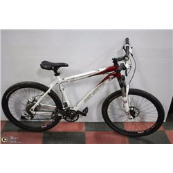 POLICE SEIZURE.ROCKY MOUNTAIN VERTEX BIKE  (WHITE