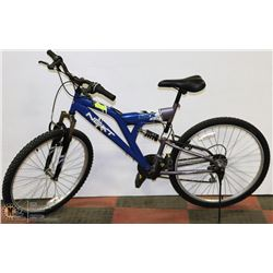 NEXT 21 SPEED FULL SUSPENSION MOUNTAIN BIKE