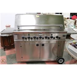 STAINLESS STEEL DYNAMIC COOKING SYSTEM NATURAL GAS