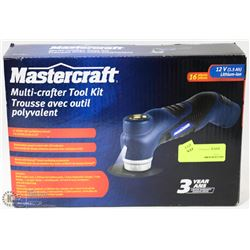 MASTERCRAFT MULTICRAFTER TOOL KIT