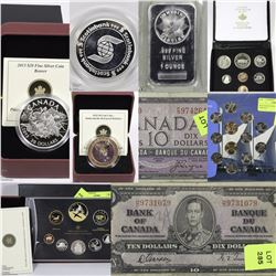 FEATURE COINS AND CURRENCY LOTS 238-290