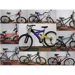 FEATURE POLICE SEIZED BIKES LOTS 417 & 418 ON
