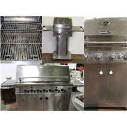FEATURE BBQS LOTS 658 , 659 , 673