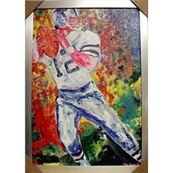 Oil Painting on Canvas - LeRoy Neiman