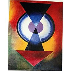Wassily Kandinsky - Composition N 7