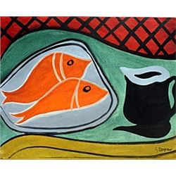 Nature Morte 1930' - Georges Braque