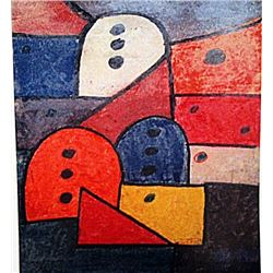 Paul Klee - The Way to the Hell