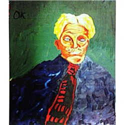 Oskar Kokoschka - Mr Claude